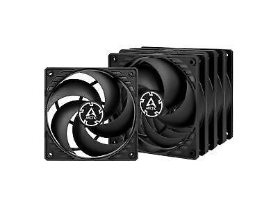 ARCTIC ACFAN00135A P12 Value Pack - Pressure-Optimized 120 mm Fan, Black