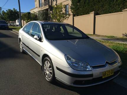 2005 Citroen C5,auto Turbo Diesel,135,899 km,with log books. Dover Heights Eastern Suburbs Preview
