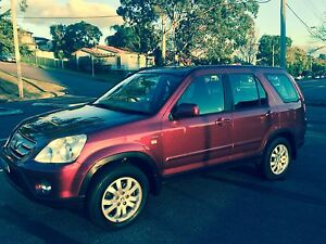 2004 HONDA CRV SPORTS LUXARY Oatlands Parramatta Area Preview