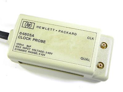 Agilent Hp Keysight 64605a Clock Probe