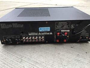pioneer stereo receiver sx1900