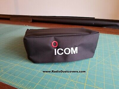 Icom IC-7100 Basic Black Cover DUST COVER, used for sale  Shipping to Canada