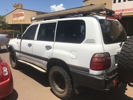 2001 Toyota LandCruiser SUV Baynton Roebourne Area Preview