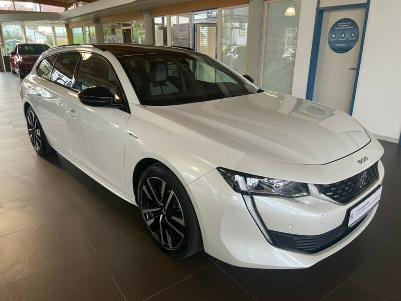 Peugeot 508 SW Hybrid 225 GT *Pano*ACC*Night Vision*