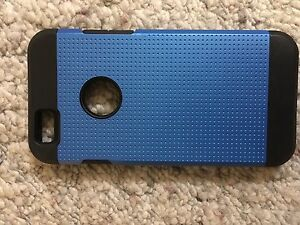 4 iPhone 6 cases Blue
