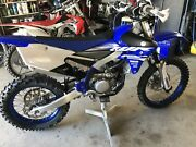 Yamaha WR250 2018 Grafton Clarence Valley Preview