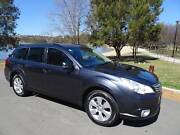 Premium with Sat Nav - 2010 Subaru Outback SUV Isabella Plains Tuggeranong Preview