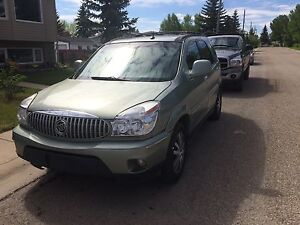 2005 Buick Rendezvous Ultra