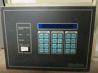 Mcquay Microtech Hmi Chiller Control Panel 180-01 Eos 13.5 Warranty Included