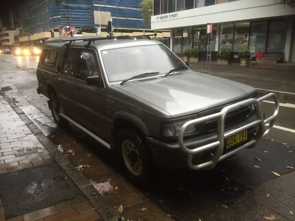 Mint con Mazda ute 4wd ford courier 1997 Merrylands West Parramatta Area Preview