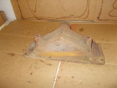 John Deere B Lower Radiator Tank Early B
