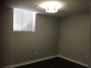 1 Bedroom + Den (Basement apartment Brand New )