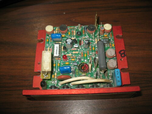 ITW Dynatec 100537 DC Motor Drive