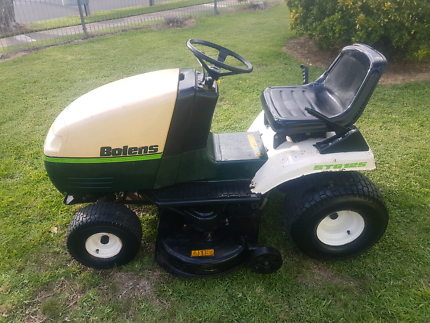 Bolens ride on lawn mower