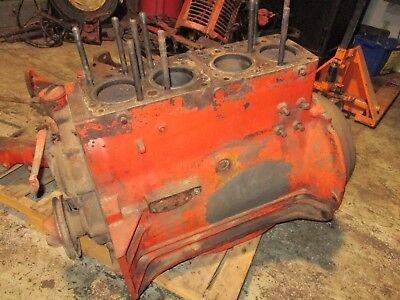 Case 400 Tractor Motor