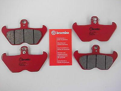 Brembo Sinter Bremsbeläge Bremsklötze vorne komplett BMW K 100 RS, K 1100 RS, LT