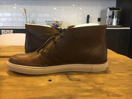 Frye Gates Chukka Sneaker - Whisky 9.5US