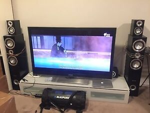 """Samsung 58"""" 3D tv Neutral Bay North Sydney Area Preview"""