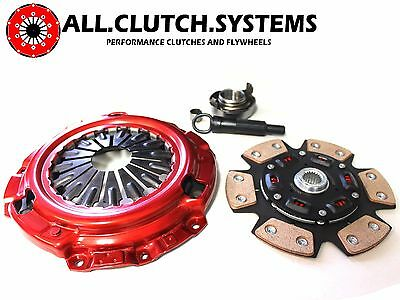 ALL CLUTCH SYSTEMS STAGE 3 CLUTCH KIT 2006 2009 FORD FUSION MERCURY MILAN 23L