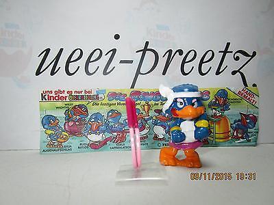 Bingo Birds Tina Topspin Variante Schläger rosa/weiß dünner Griff 100% Original