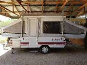 Jayco Camper Trailer Strathalbyn Alexandrina Area Preview