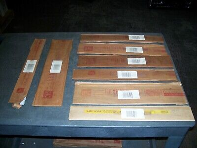 "5//16/""X1-1//4/""X18/"" Precision Marshall 00902 Oil Hardening Ground Stock USA Made"