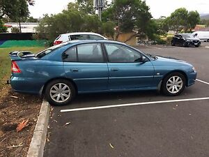 Holden Commodore 2003 VY Clyde Casey Area Preview
