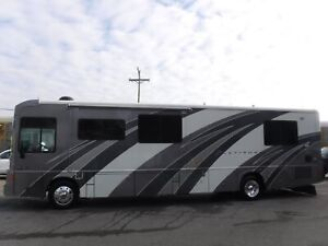 2007 itasca Latitude Motorhome RV with Hydraulic Brakes and 2 Sl