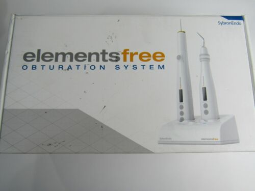 SybronEndo Elements Free Obturation System New