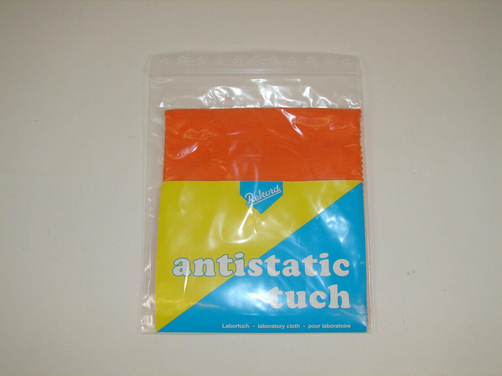 Trainsafe RT-AS - antistatisches Reinigungstuch   Neuware