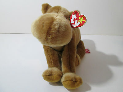 Ty Beanie Buddies Humphrey the Camel Retired 1998 Very Rare Collectible