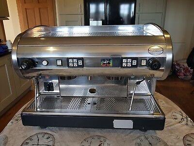 illy comercial astoria coffee machine (costa) Espresso