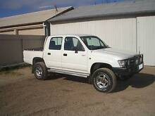 Toyota Hilux Dual Cab 4 x 4 2000 Model Balaklava Wakefield Area Preview