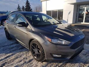 2015 Ford Focus SE Sun Roof, Heated Seats, Hatch