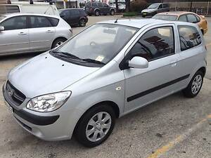2010 HYUNDAI GETZ - ONLY 44K KM / 5 MONTHS REGO - IMMACULATE COND Dee Why Manly Area Preview