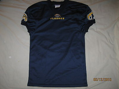 Kent State Golden Flashes Football Jersey Mens 38-40 KSU NCAA Blank #3 Kent State Football
