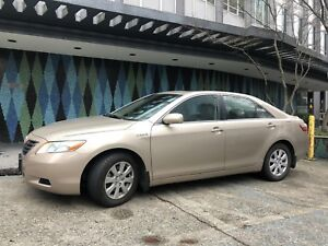 2009 Toyota Camry Hybrid LOCAL, No ACCIDENTS