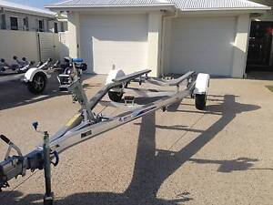 Quintrex Alloy Skid Trailer Pelican Waters Caloundra Area Preview