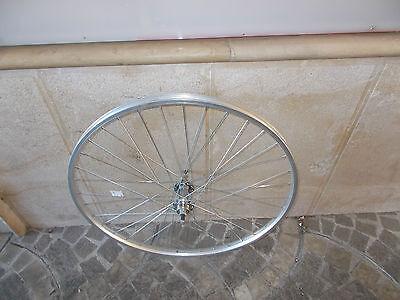 Rueda 26 X 1.75 Trasero para Bicicleta de Mujer Con Cambio