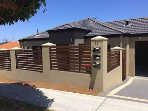 Front Villa  3 x 2 front  with alarm & split airconditioner Westminster Stirling Area Preview