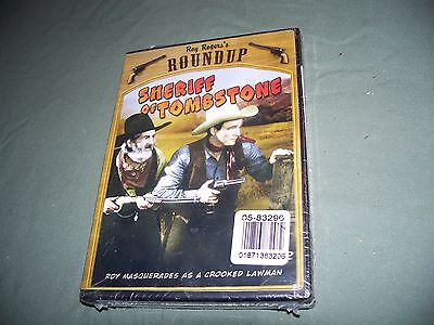 NEW Roy Roger's Round Up 2 TV Classic Movies DVD