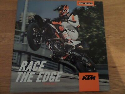 KTM 690 SMC R Motorcycle Sales Brochure 2019