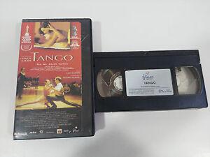 TANGO-NO-ME-DEJES-NUNCA-TAPE-VHS-COLECCIONISTA-CARLOS-SAURA-LALO-SHIFRIN