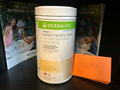 Herbalife Formula 1, Instant Healthy Meal, Shake Mix, Vanilla Dream 22 oz 1 Instant Healthy Meal Shake