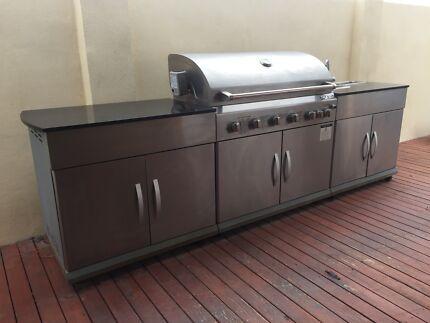 Super Grill 6 Burner BBQ