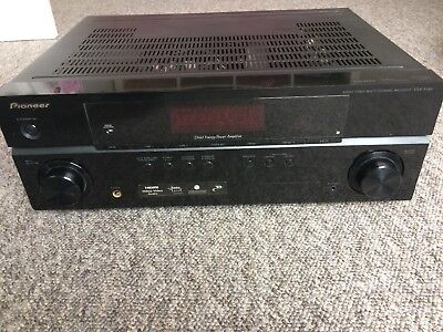 Pioneer vsx-819h-k manual.