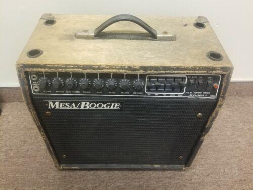 Mesa Boogie 50 Caliber + Plus Tube Guitar Amplifier Combo Amp (No Power)