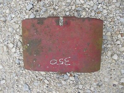 Farmall 400 450 300 350 Tractor Origiinal Ih Ihc Power Take Off Pto Shield Cover