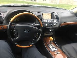 2002 Q45 luxury sedan FULLY LOADED