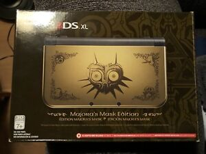 Nintendo New 3ds Majora's Mask Edition